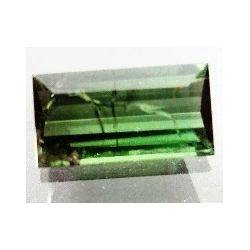 Turmalina Verde Natural com 1,5 cts
