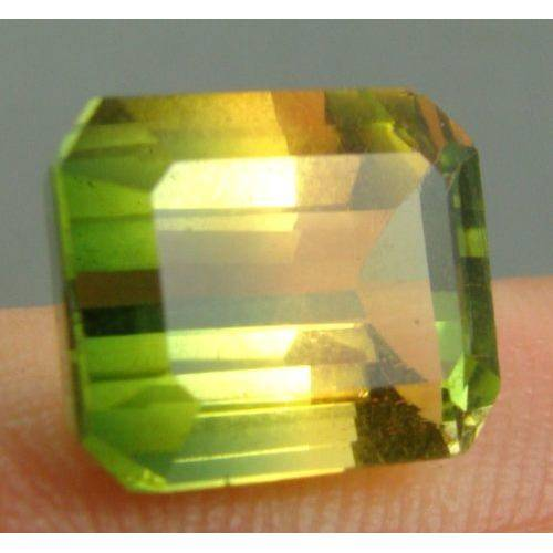 Quartzo Bicolor Natural com 3.0 Cts